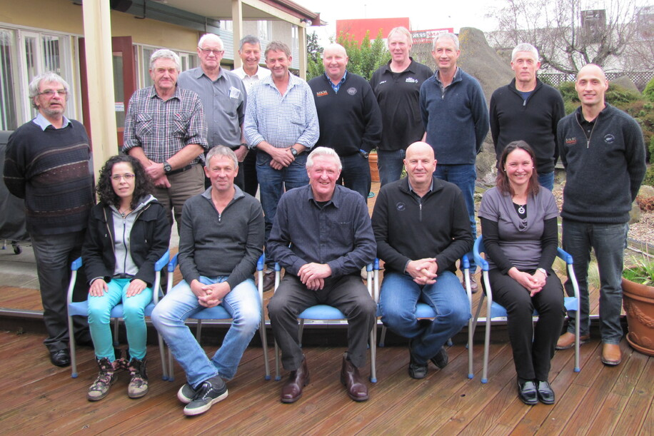 Shearing Sports New Zealand Inc National Committee 2017